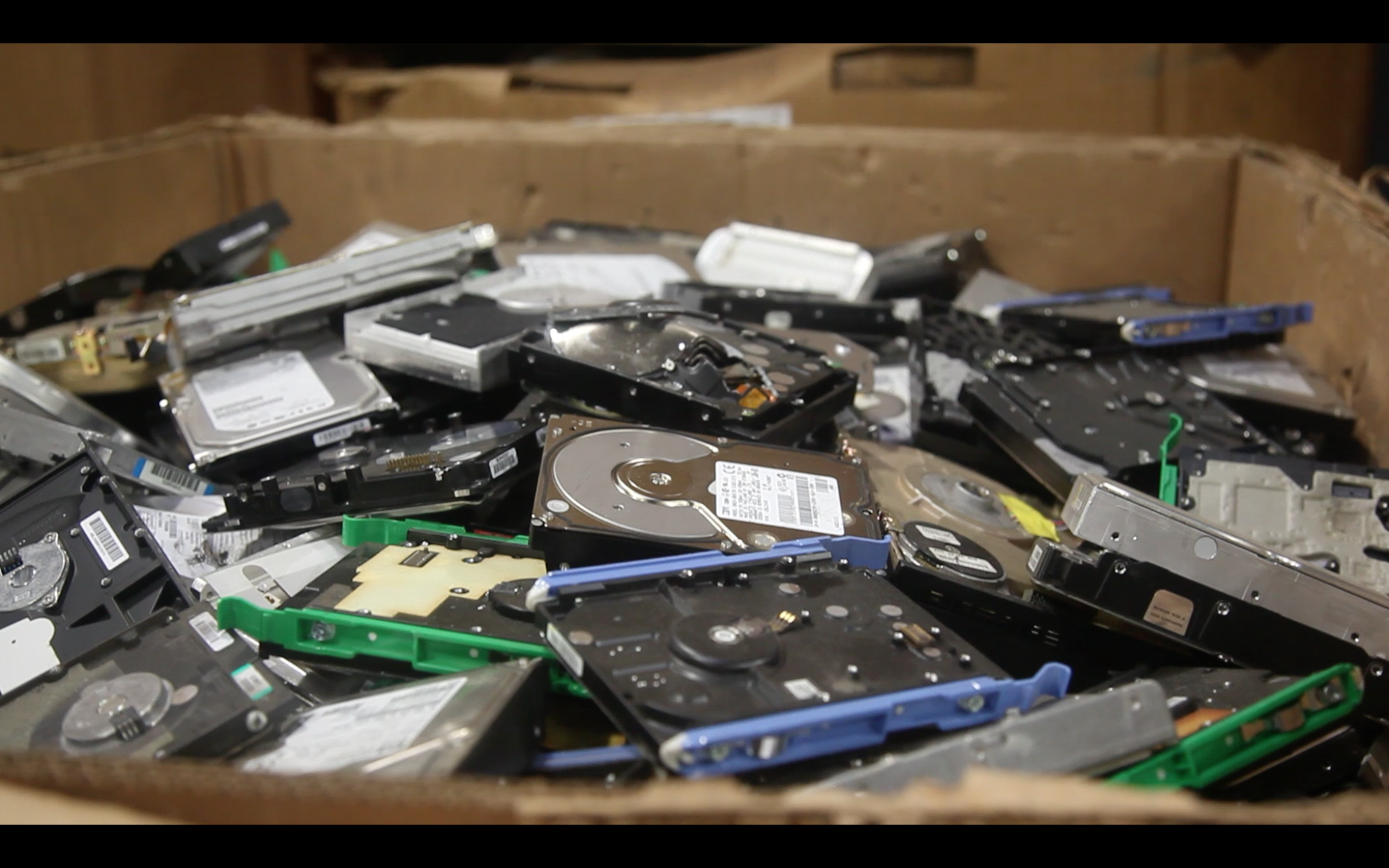 Less Than 3% of Recycled Computing Devices Properly Wiped