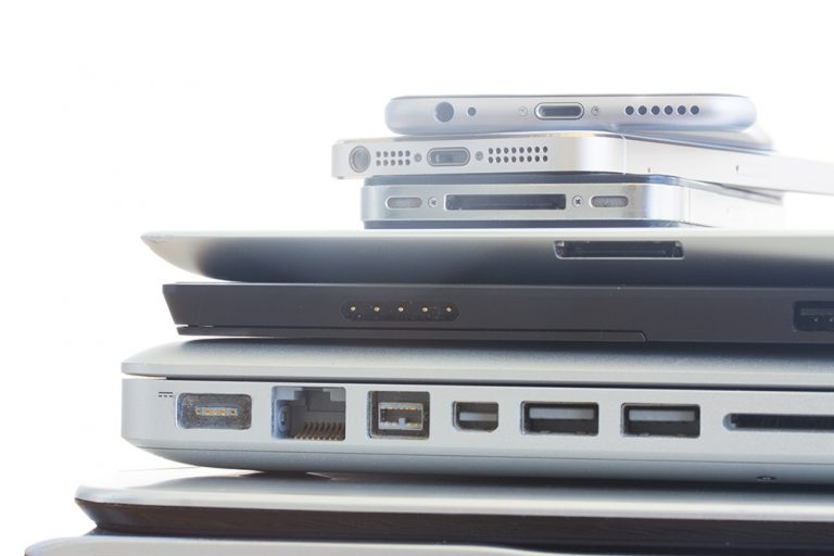 Personal info abounds on used devices