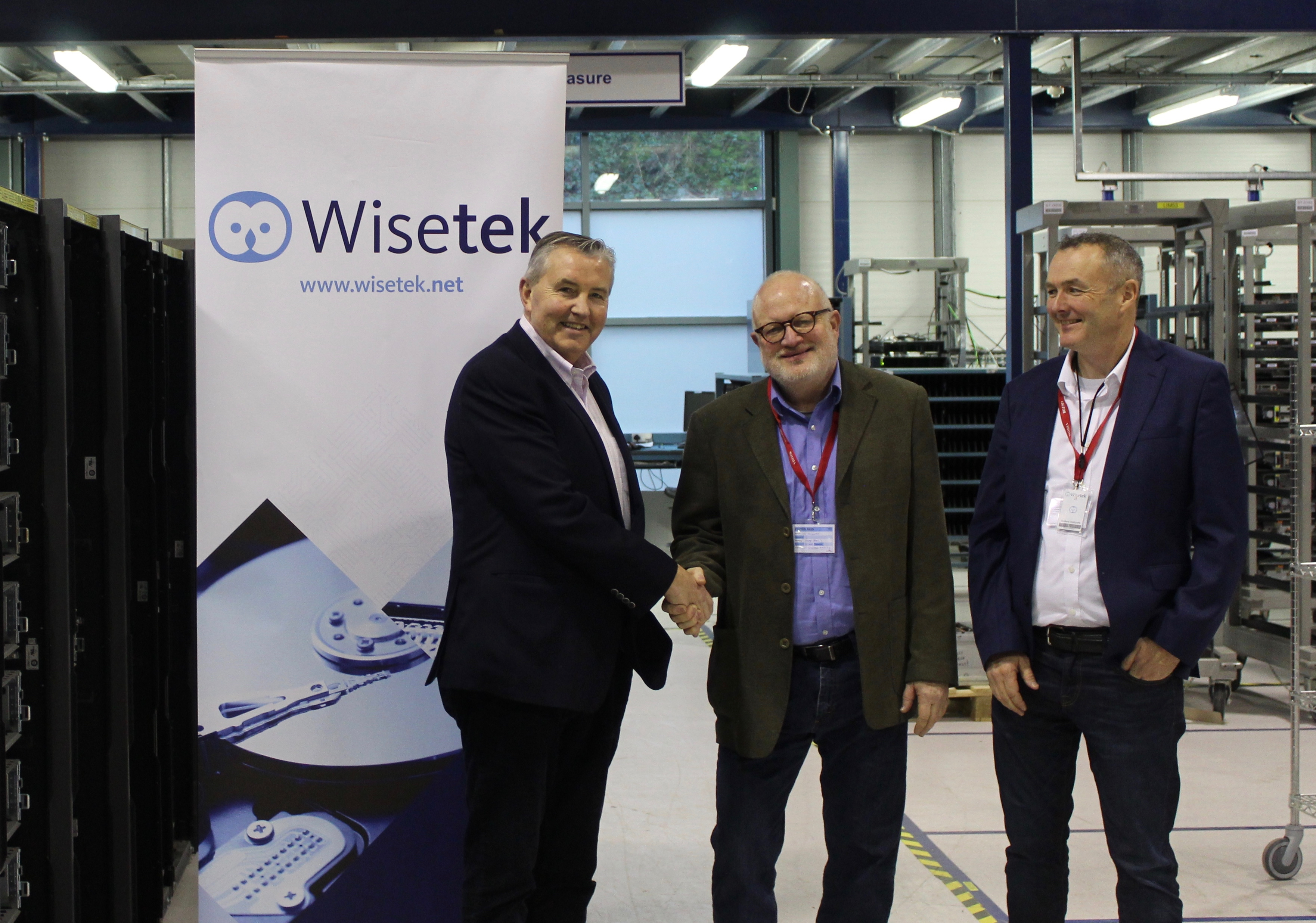 Wisetek to Extend their e-Stewards Electronics Recycling Certification to UK, Ireland and Thailand